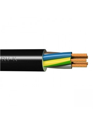 CABLE FLEXIBLE 5X4MM RVK  3305004