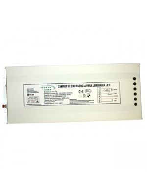 KIT EMERGENCIA PARA LED 40W 220V