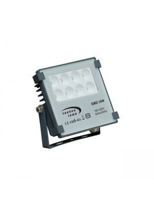 PROYECTOR DE AREA LED 10W 3000K 1000LM IP66 IK10 DL