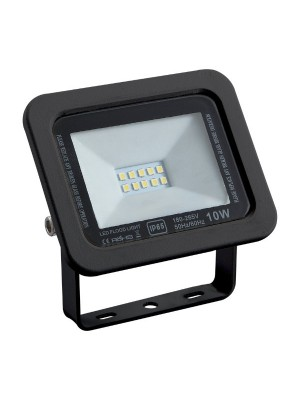 PROYECTOR LED 10W 3000K 1000LM IP65 IK10 SLIM DL