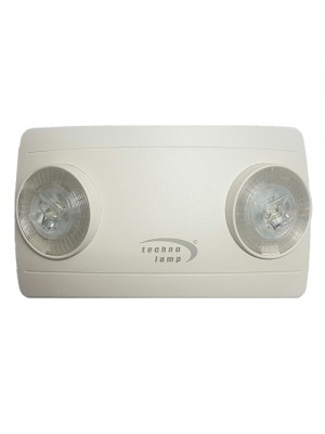 EQUIPO EMERGENCIA DUAL LED 2X2W 250LM IP42